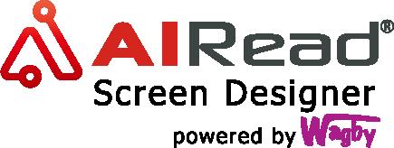 AIReadScreenDesignerロゴ
