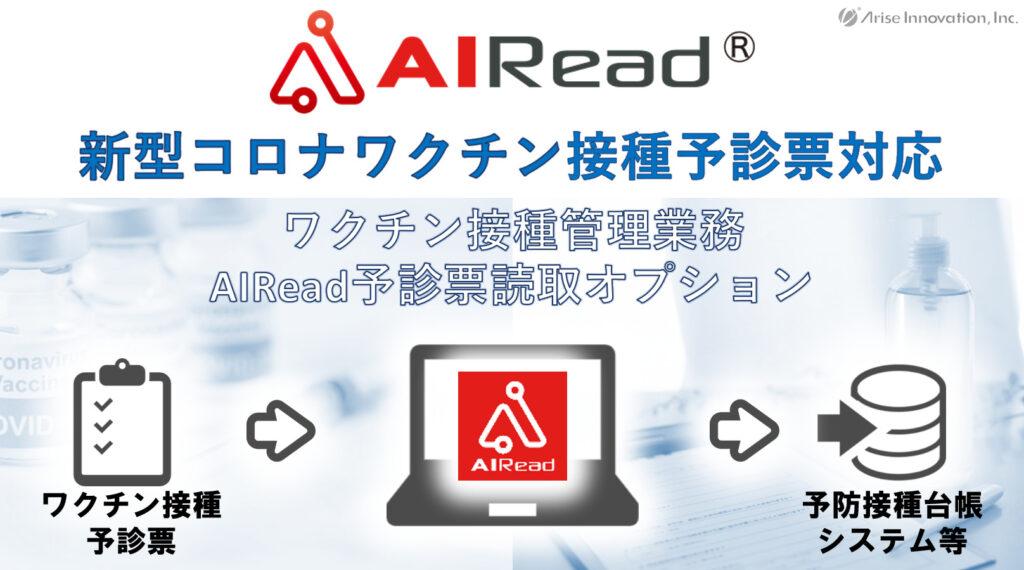 AIRead予診票読取オプション